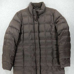 Eddie Bauer Down Insulated 3/4 Coat (Womens Large)
